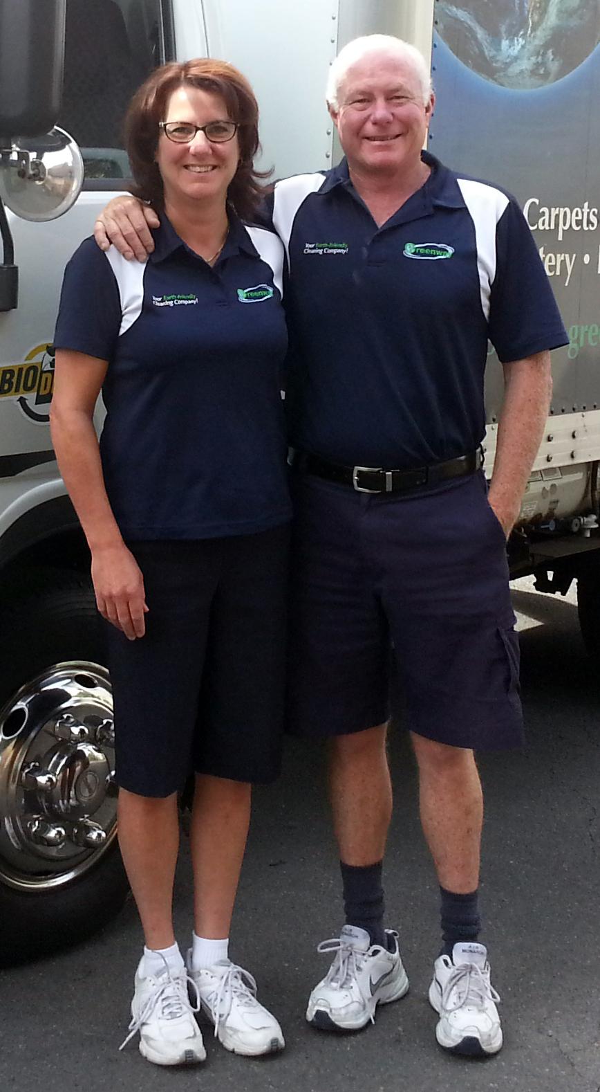 Robert and Lori Green